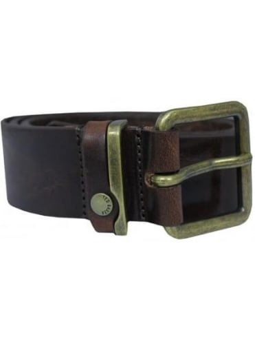 Ted Baker Katchup Leather Belt - Tan
