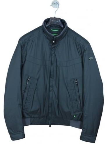 HUGO BOSS - BOSS Green Jakes 1 Jacket - Grey