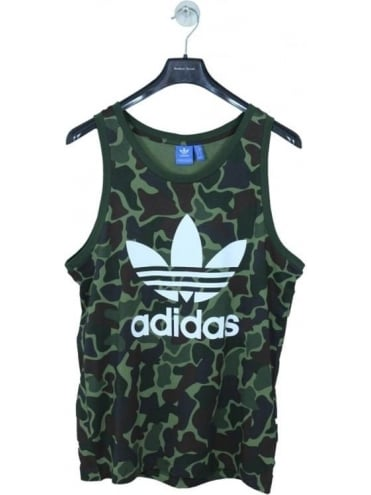 adidas Originals Camo Tank - Multi