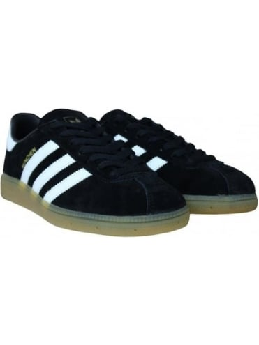 adidas Originals Munchen - Black/White