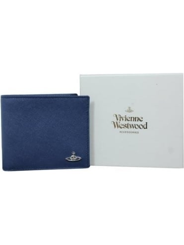 Vivienne Westwood Anglomania Kent Card Holder - Blue