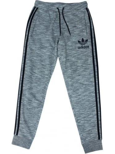 adidas Originals CLFN French Terry Pants - Grey
