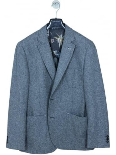 Gibson London Donegal Flec Jacket - Grey