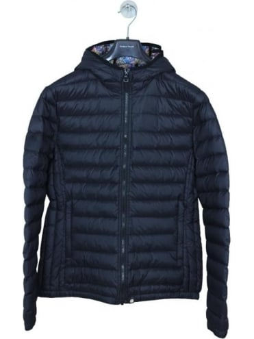 Pretty Green Pembrook Quilted Jacket - Black