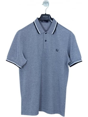 Fred Perry M3600 Classic Tipped Polo - Navy