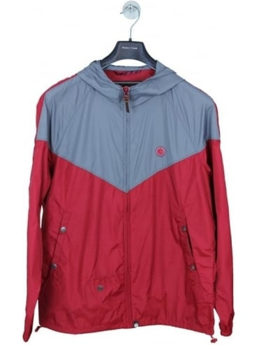 Pretty Green Reedbank Jacket - Red