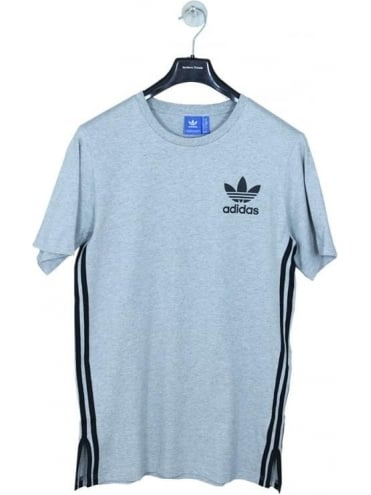 adidas Originals adidas Elongated T.Shirt - Grey