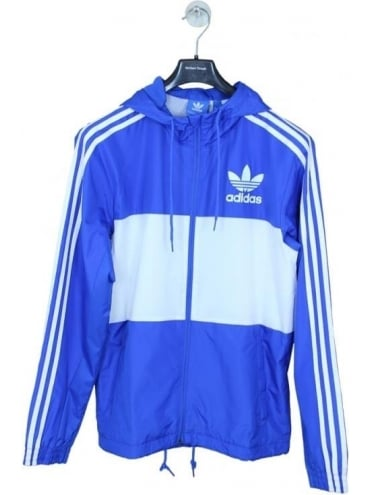 adidas Originals CLFN Windbreak - Blue