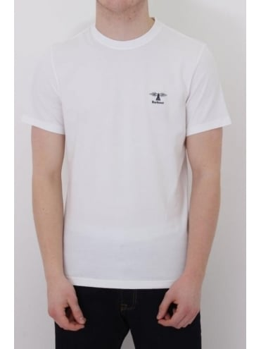 Barbour Standards T.Shirt - White