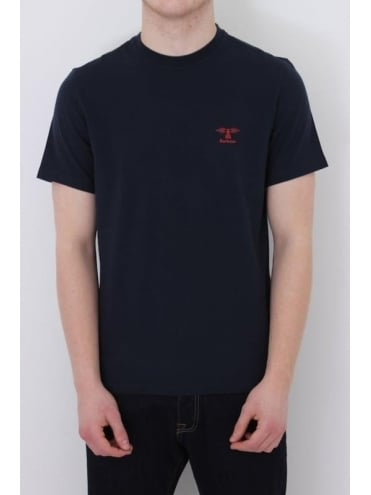 Barbour Standards T.Shirt - Navy