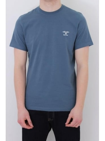 Barbour Standards T.Shirt - Chambray