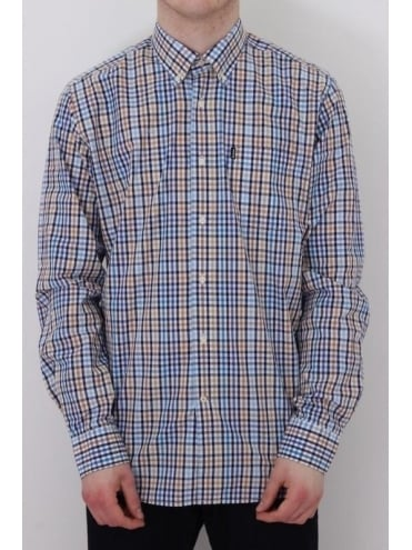 Barbour Terence Shirt - Snow White