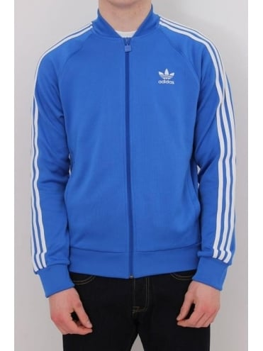 adidas Originals SST Tracktop - Blue