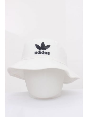 adidas Originals Bucket Hat - White