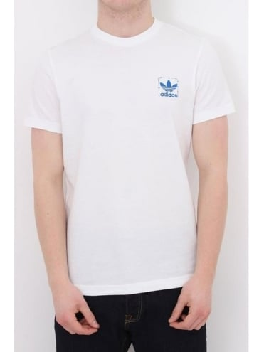 adidas Originals Stand T.Shirt - White