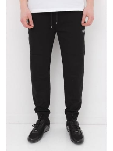 - BOSS Hugo Boss Cuffed Track Pants In Black - Northern Threads