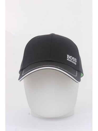 - BOSS Green Cap 1 - Black