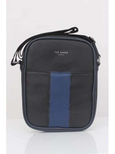 Ted Baker Escabar Mini Flight Bag - Black