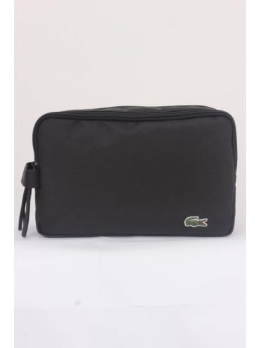 Lacoste Washbag - Black