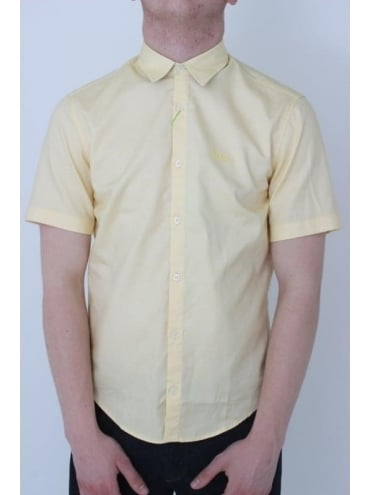 - BOSS Green Busterino Shirt - Yellow