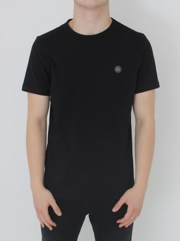 Pretty Green Mitchell T.Shirt - Black