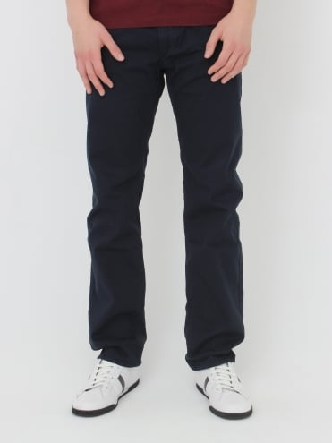 - BOSS Green C Maine 1 Regular Fit Jeans - Navy