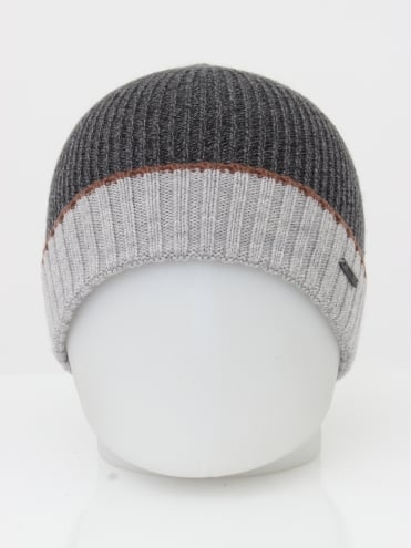 - BOSS Hugo Boss Frisk Hat - Medium Grey