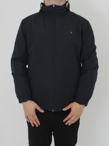 Farah Newbern Jacket - Black