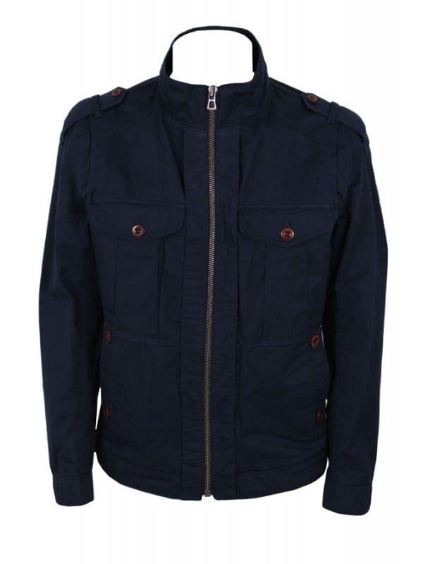 hugo boss orange octor w jacket dark blue ebay. Black Bedroom Furniture Sets. Home Design Ideas