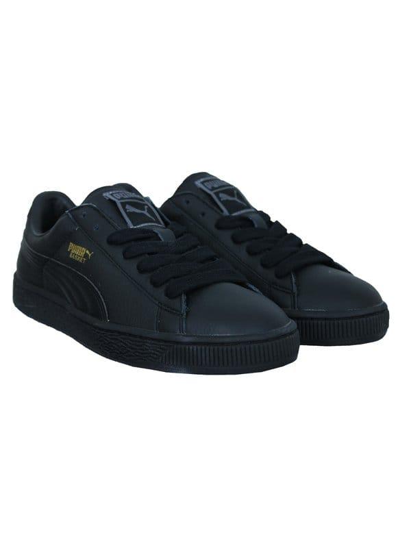 Puma-Basket-Classic-Black