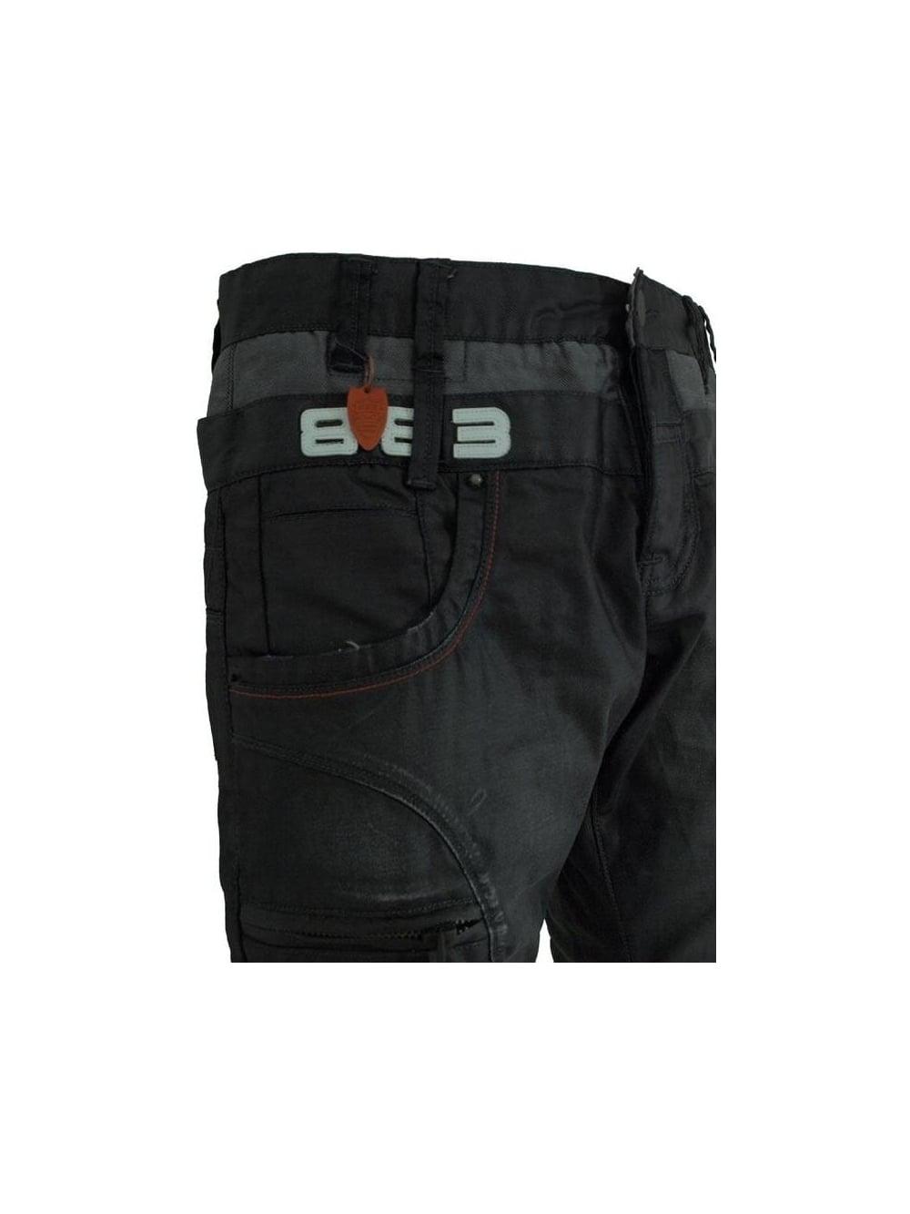 2a1cfe3f 883 Police - 883 Police Lotus Multi Pocket Jeans - Dark Navy - 883 ...