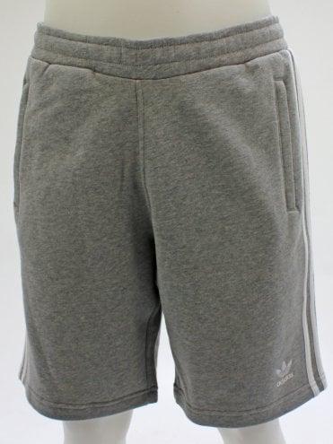 8c784f163c 3 Stripe Shorts - Mid Grey. adidas Originals ...