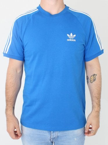 3 Stripes T.Shirt - Bluebird