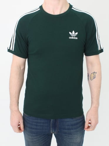 3 Stripes T.Shirt - Green