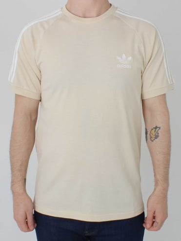 3 Stripes T.Shirt - Linen