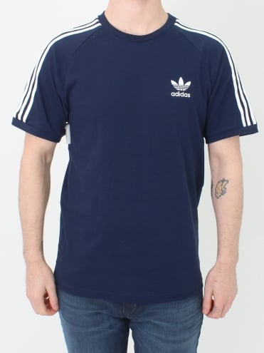 3 Stripes T.Shirt - Navy