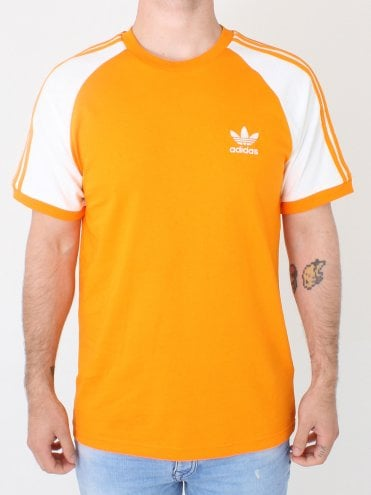 3 Stripes T.shirt - Orange