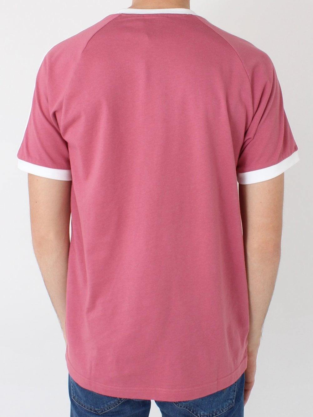 3 Stripes T.Shirt - Pink Mist