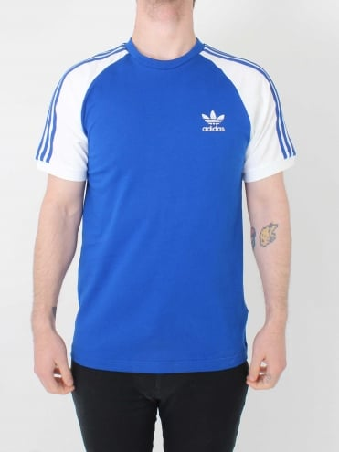 3 Stripes T.Shirt - Royal
