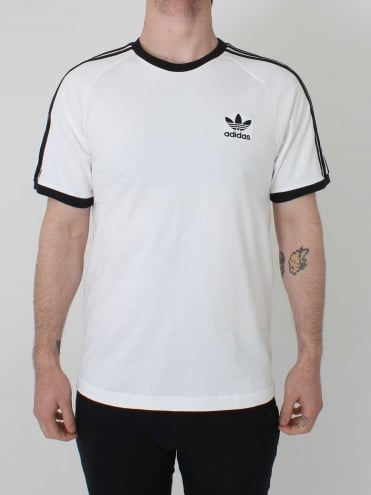 3 Stripes T.Shirt - White