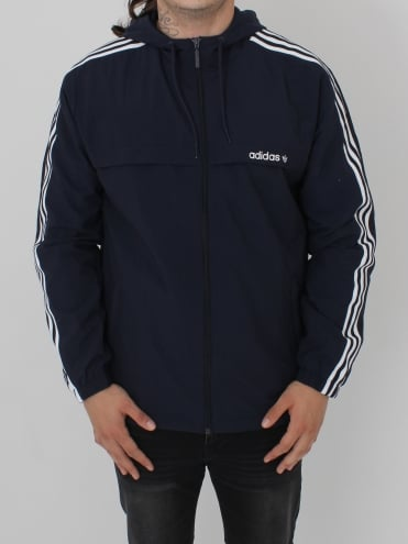 3Striped Windbreaker - Legend Ink