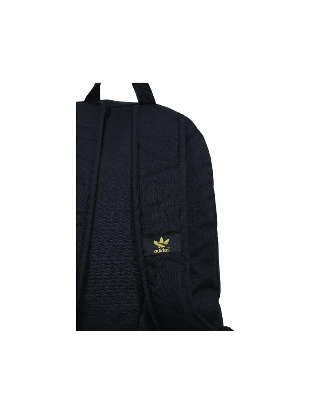 48aff62ea6c8 Adidas Originals AC Classic Backpack in Black - Northern Threads