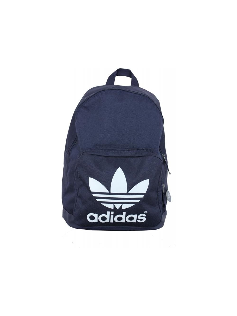 Adidas Originals AC Classic Backpack in Legend Ink - Northern Threads e0466548f3