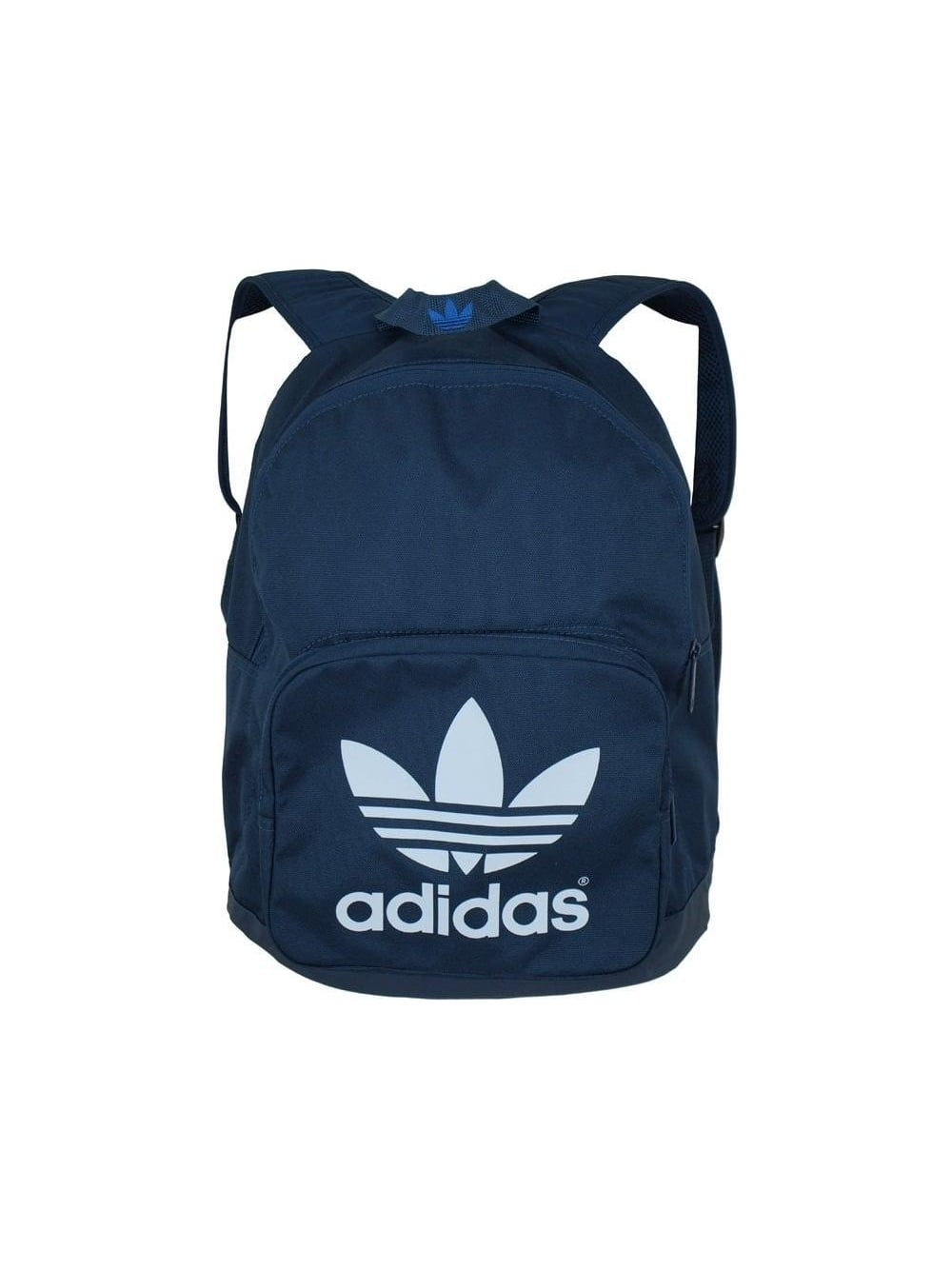 15ecc965f3 Adidas Originals AC Classic Backpack in Solid Blue - Northern Threads