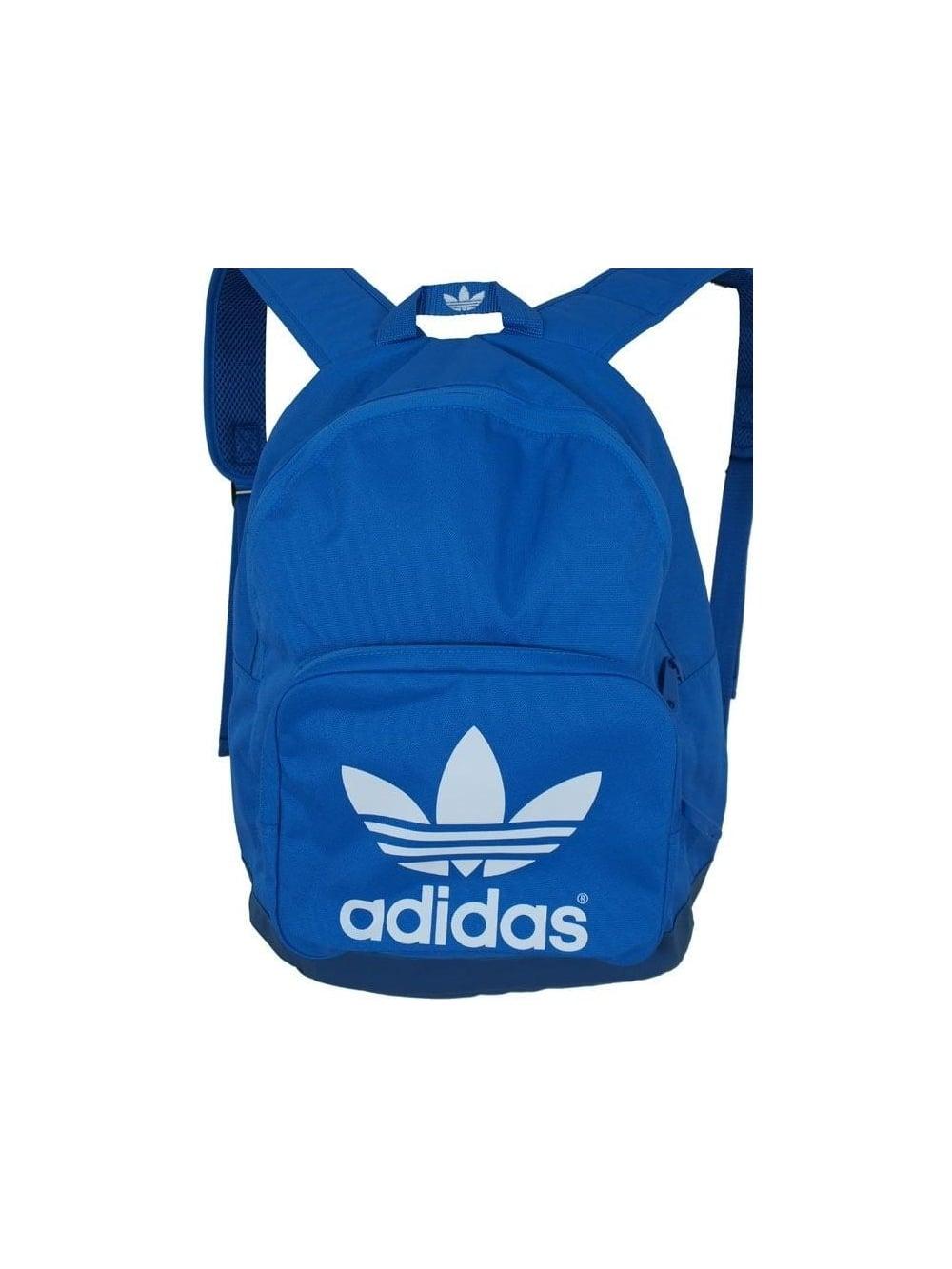 Adidas Originals AC Classic Canvas Backpack in Bluebird - Northern ... 62ec8448eb