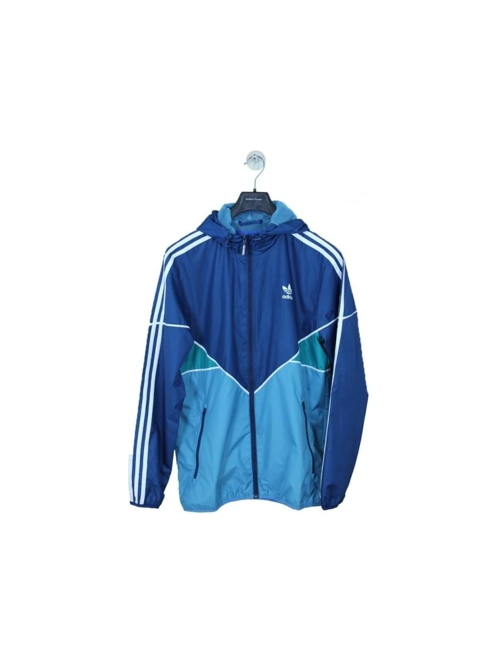 413aedc21d86 adidas Colorado Windbreaker in Blue - Northern Threads