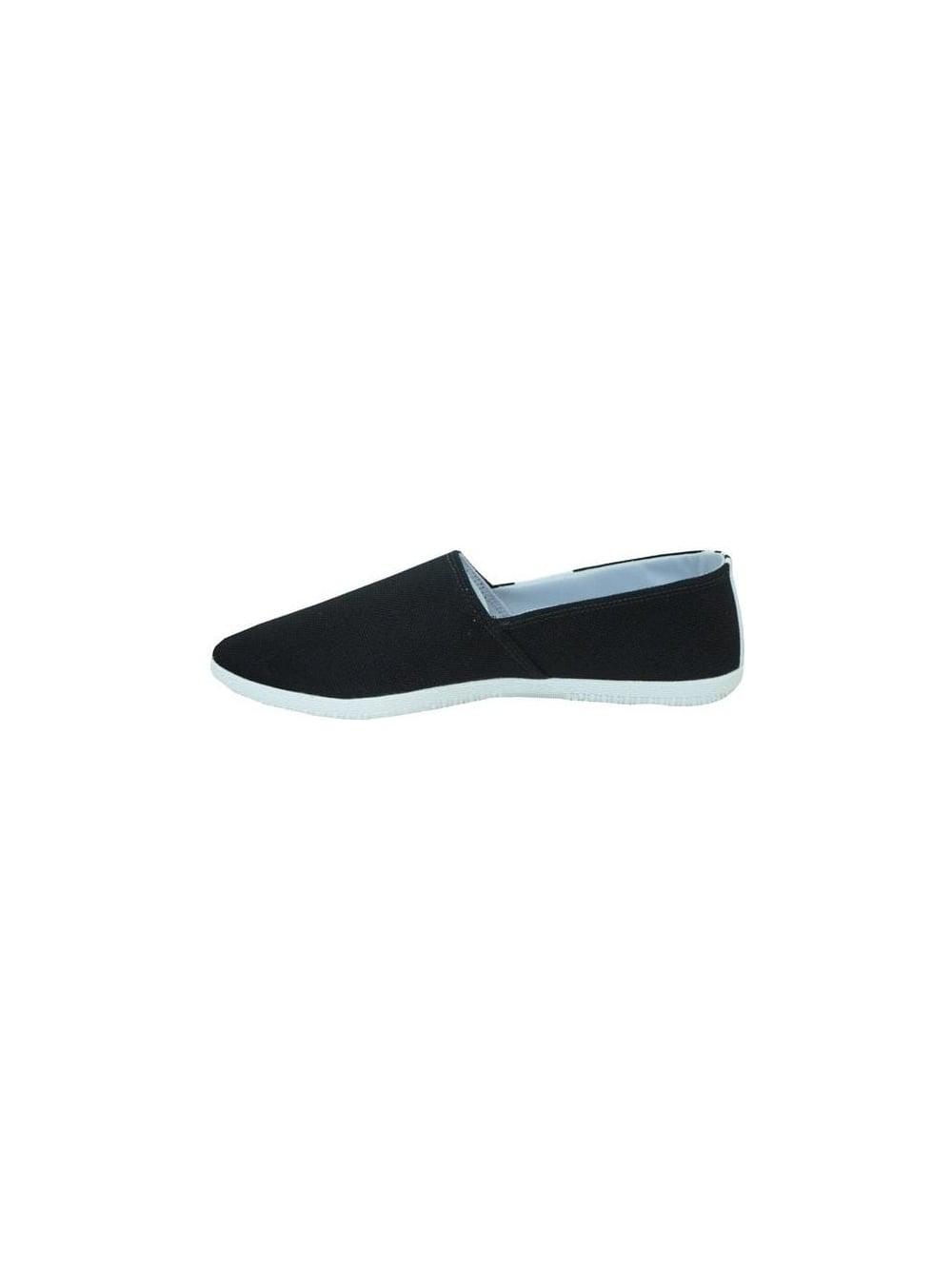 d5363e7c6671 Adidas Adidrill Canvas Pump in Black - Shop Adidas Originals at ...