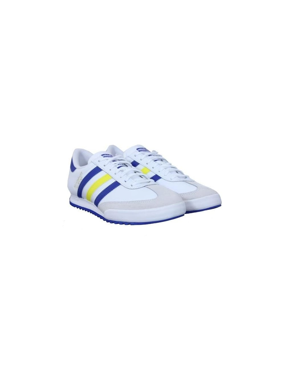 6c408c0f0a1f Adidas Originals Beckenbauer Trainers in white blue - Northern Threads