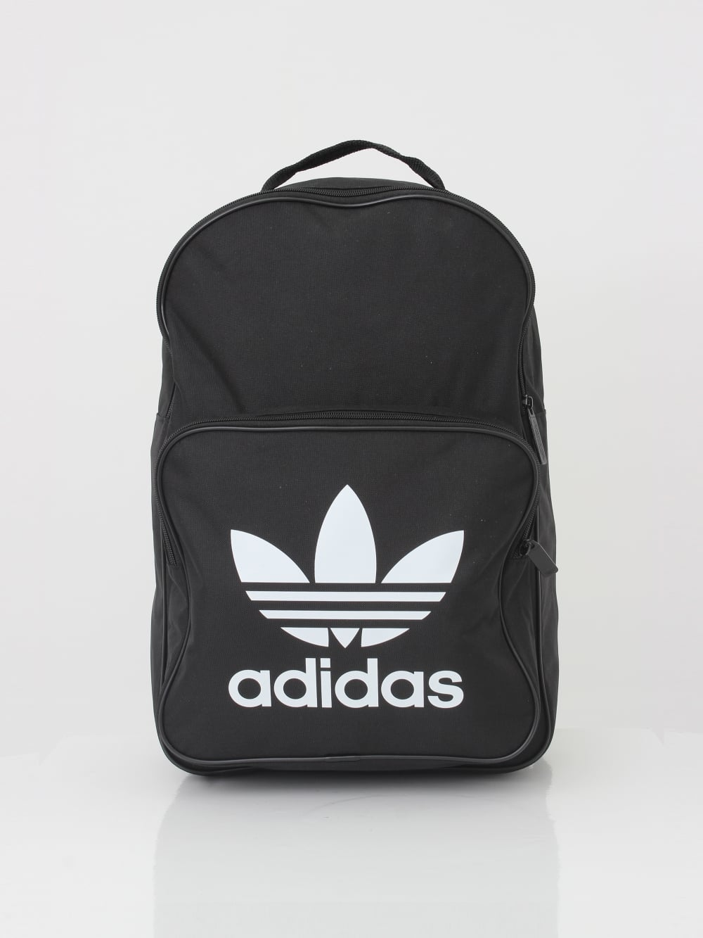 586e82573d adidas Classic Trefoil Backpack in Black - Northern Threads