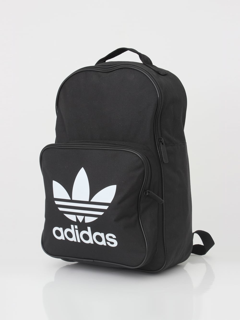 71593954ed56 adidas Classic Trefoil Backpack in Black - Northern Threads